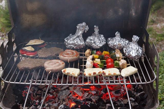druhy masa na grilu