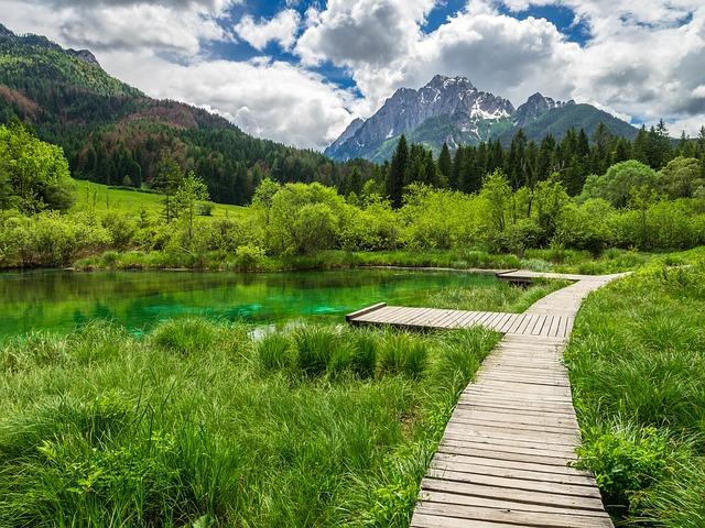 Slovinská příroda